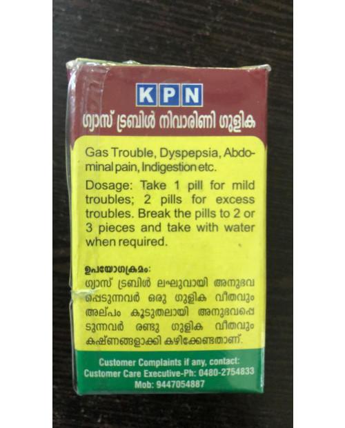Kalan Pharmaceuticals Gas Trouble Nivarini Pills