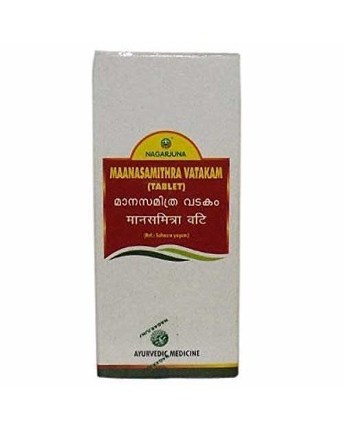 Nagarjuna Maanasmitra Vatakam 50 Tablets