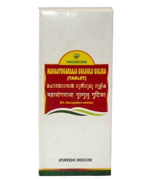 Nagarjuna Mahaayogaraaja Gulgulu Gulika 50Tabs