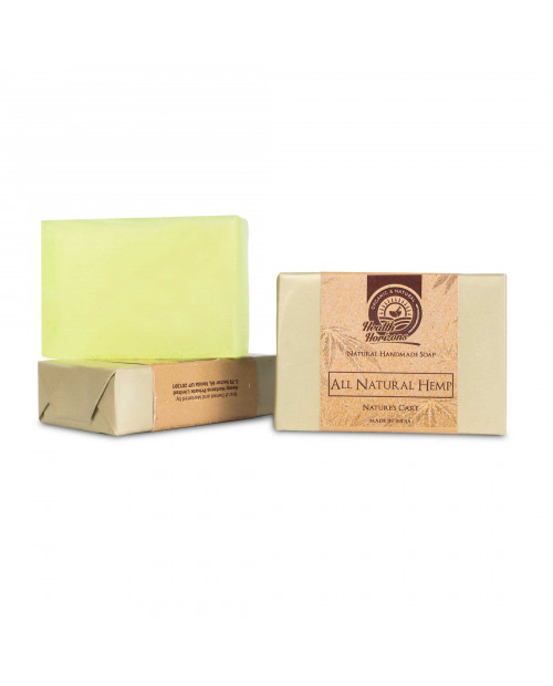 Health Horizons All Natural Hemp Soap 125gm