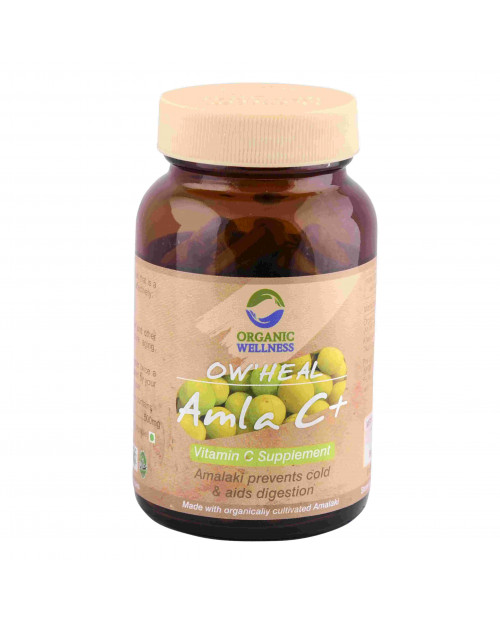 Organic Wellness Heal Amla C+