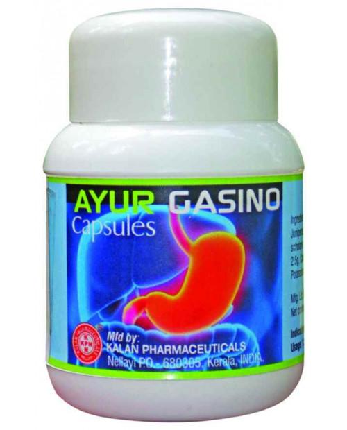 Kalan Pharmaceuticals Ayur Gasino (40 Capsule)