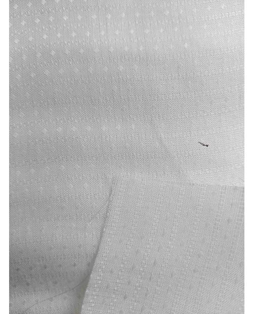Aloe Vera Dobby Dot Fabrics Minimum Order 5mtr