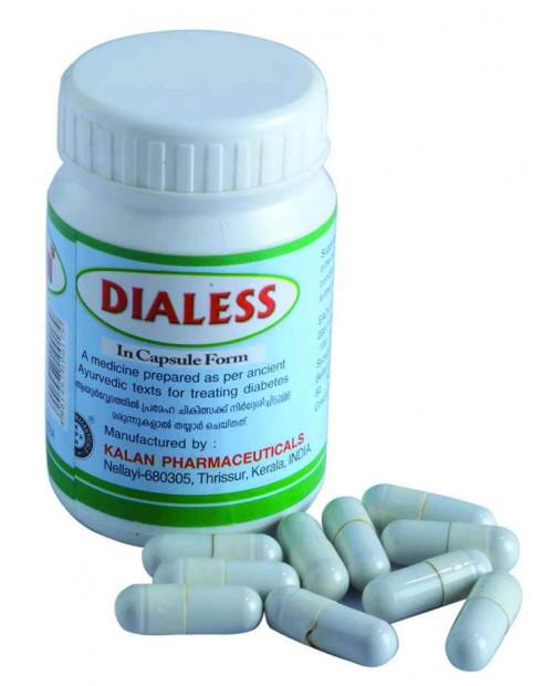 Kalan Pharmaceuticals Dialess Capsule (50 Capsule)