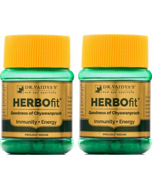 Dr. Vaidyas HERBOfit Pack of 2
