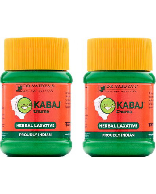 Dr. Vaidyas Kabaj Churna Pack of 2