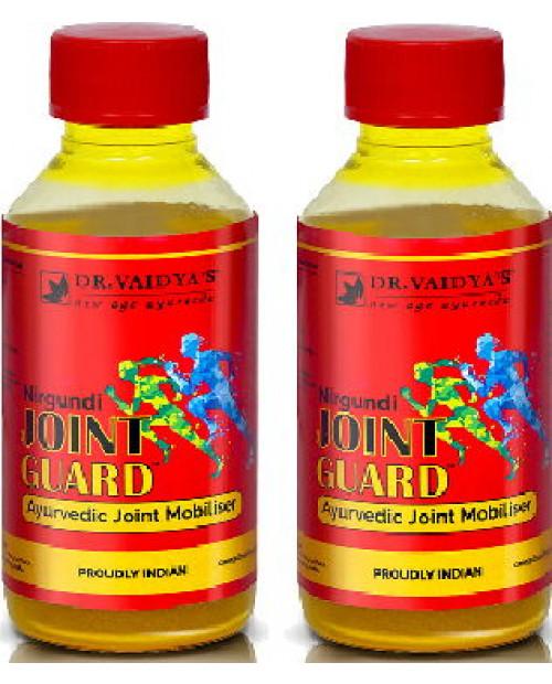 Dr. Vaidyas Nirgundi Oil Pack of 2