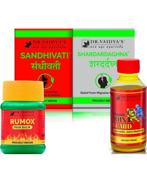 Dr. Vaidyas  No Pain Pack