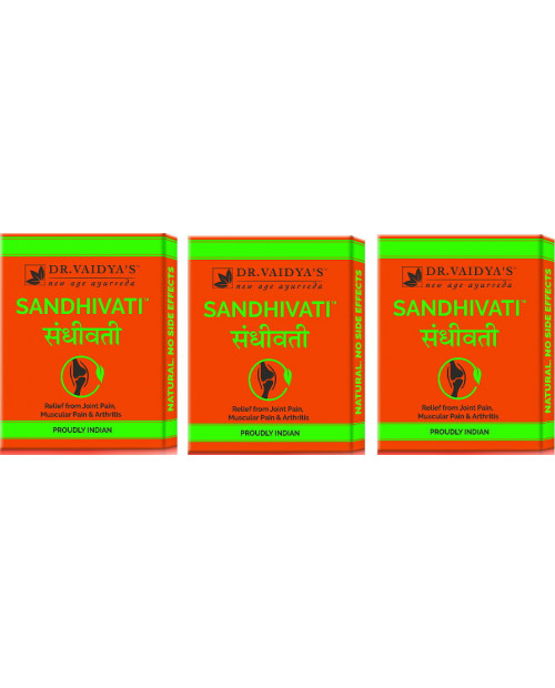 Dr. Vaidyas Sandhivati Pills Pack of 3