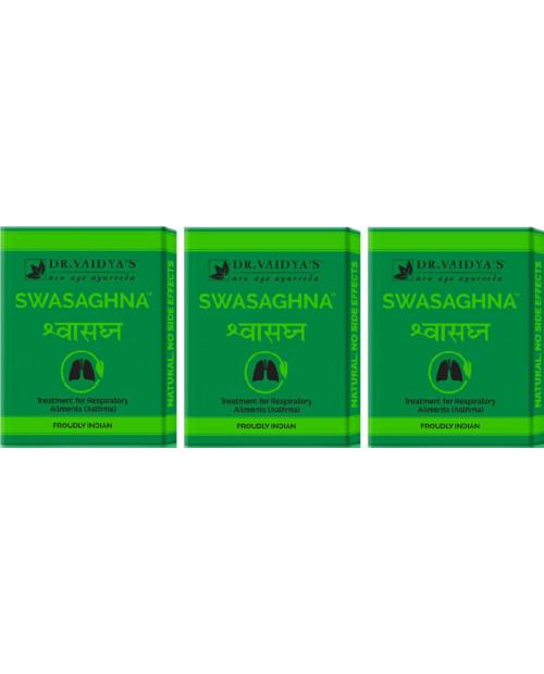 Dr. Vaidyas Swasaghna Pills Pack of 3