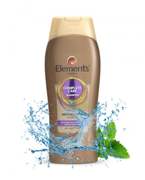 Elements Complete Care Shampoo