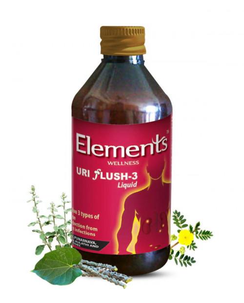 Elements Uri Flush 3 Liquid