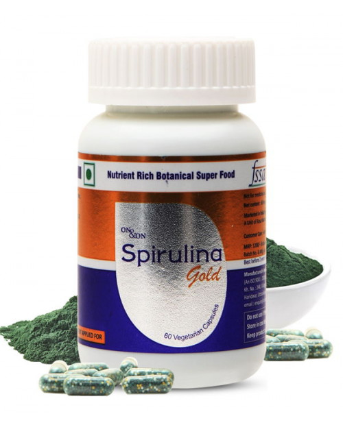 ON&ON Spirulina Gold Capsule