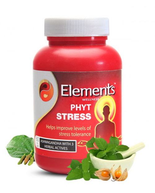Elements PHYT STRESS 60 Capsule