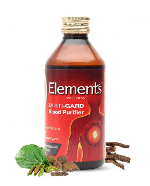 Elements Multi Gard Blood Purifier 200ML