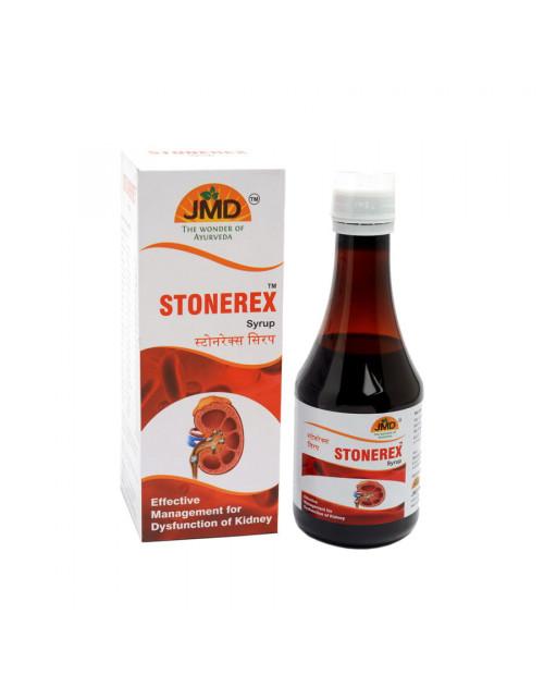 JMD Medico STONEREX SYRUP
