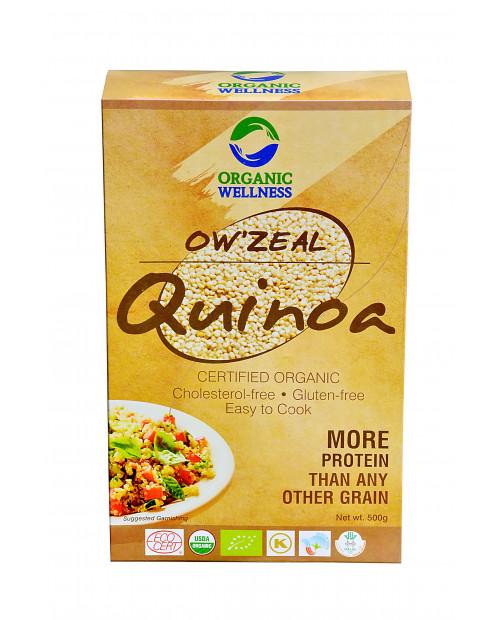 Organic Wellness Zeal Quiona