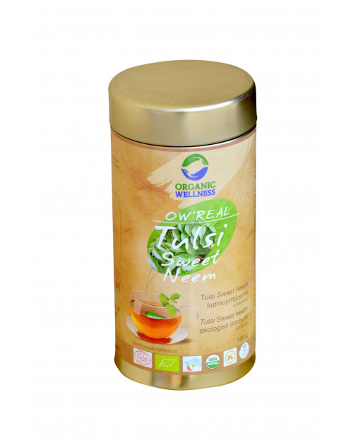 Organic Wellness  Real Sweet Neem