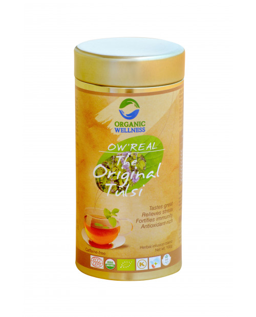 Organic Wellness  Real The Original Tulsi