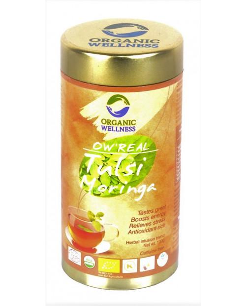 Organic Wellness  Real Tulsi Moringa
