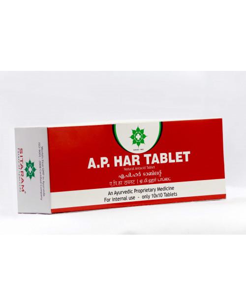 A P Har tablet