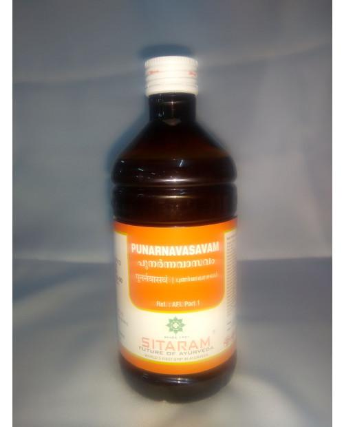 Sitaram Punarnavasavam 450 ml