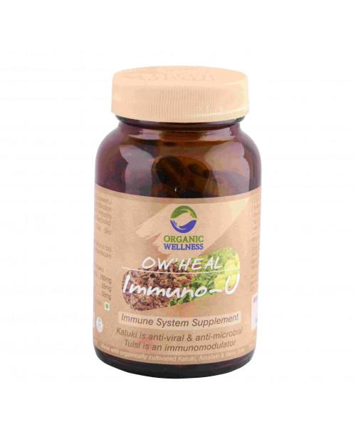 Organic Wellness Heal Immuno-U