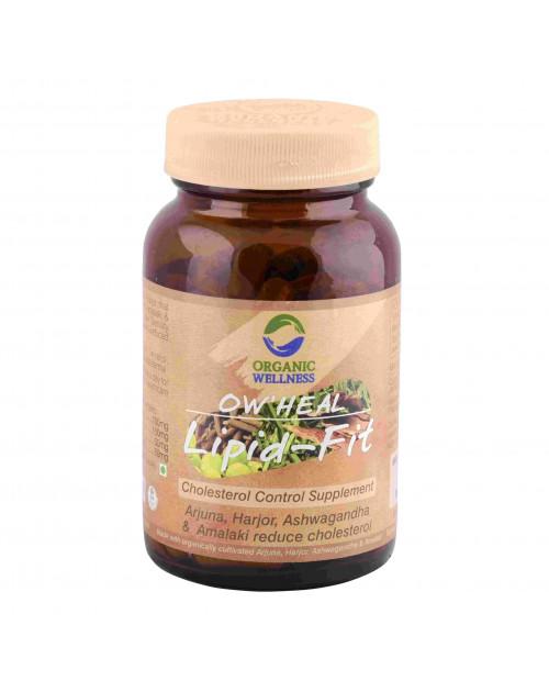 Organic Wellness Heal Lipid-Fit