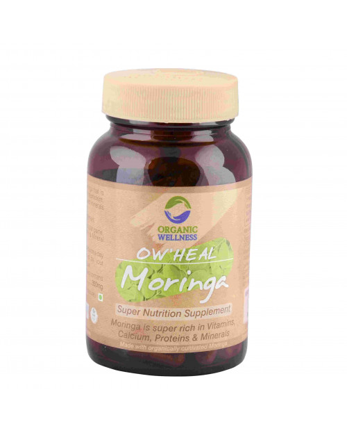 Organic Wellness Heal Moringa