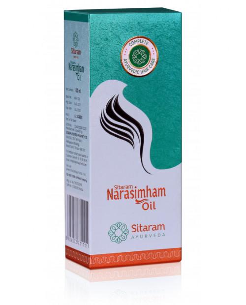Sitaram Narasimham oil
