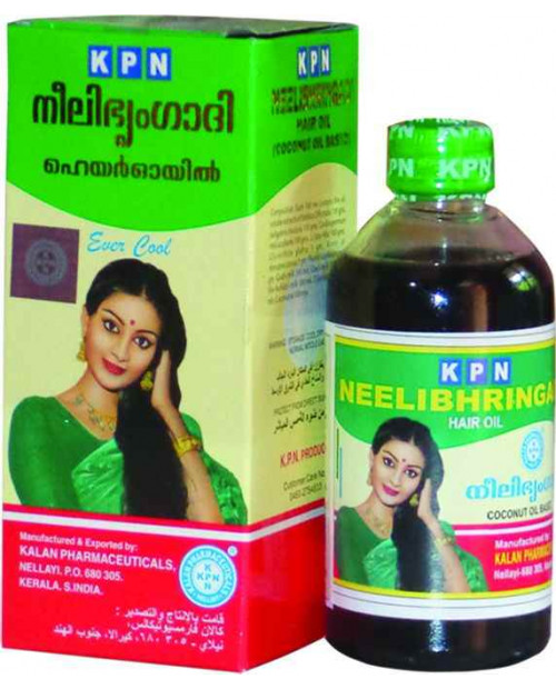 Kalan Pharmaceuticals Neelibringadi Coconut Hair oil
