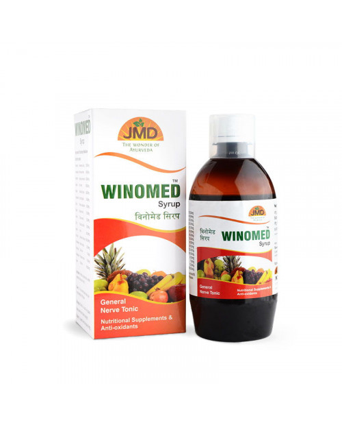 JMD Medico WINOMED SYRUP