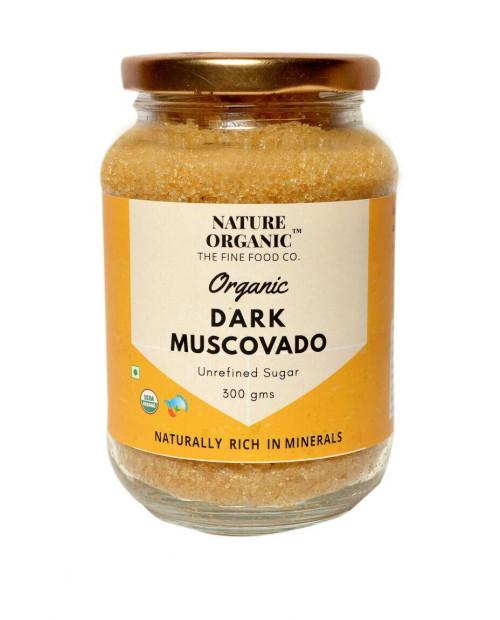 Muscovado Sugar - Dark