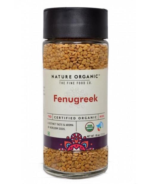 Organic Fenugreek (Methi)