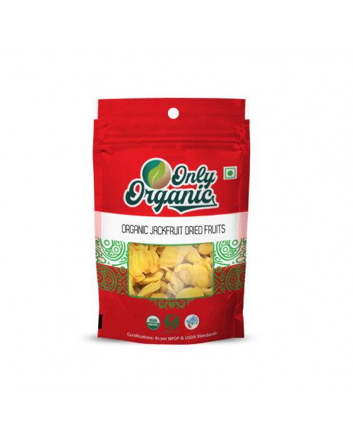 Organic Jack Dried Fruits 100gm