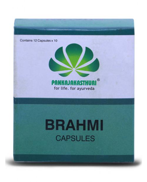Pankajakasthuri Brahmi 120 Capsules