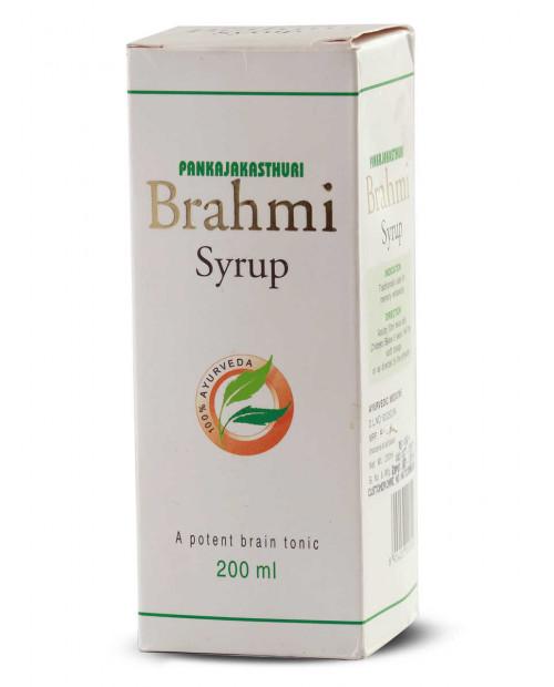 Pankajakasthuri Brahmi Syrup 200ml