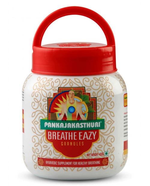 Pankajakasthuri Breathe Eazy Granules 400gm