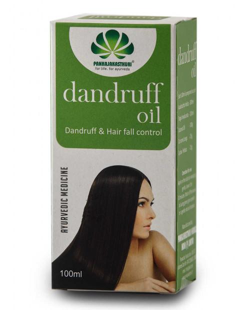 Pankajakasthuri Dandruff Oil 100ml