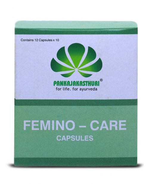 Pankajakasthuri Femino Care 120 Capsules