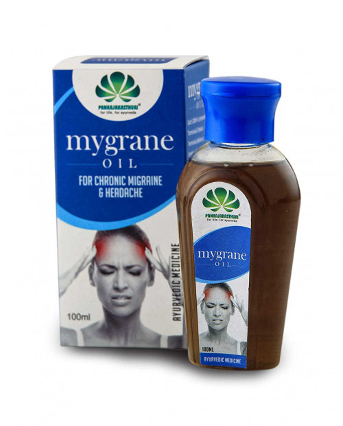 Pankajakasthuri Mygrane Oil 100ml