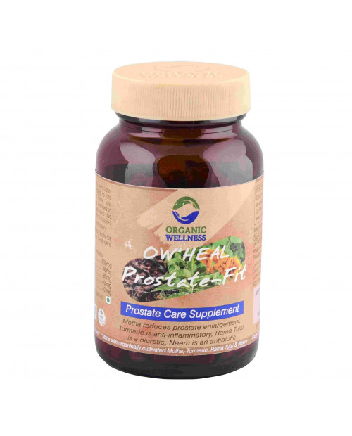 Organic Wellness Heal Prostate-Fit