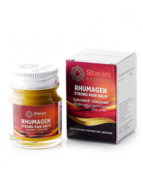 Sitaram Rhumagen strong pain balm