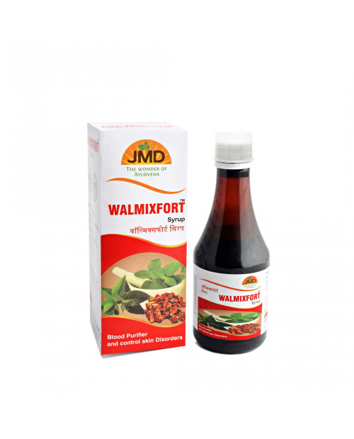 JMD Medico WALMIXFORT SYRUP