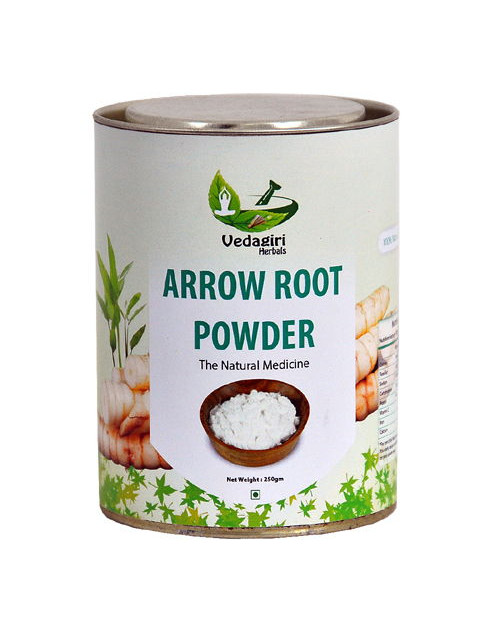 Vedagiri Arrow Root Powder 250gm