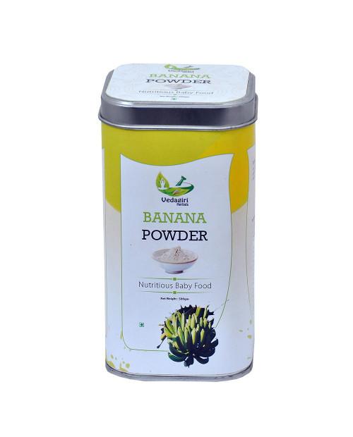 Vedagiri Banana Powder 500gm