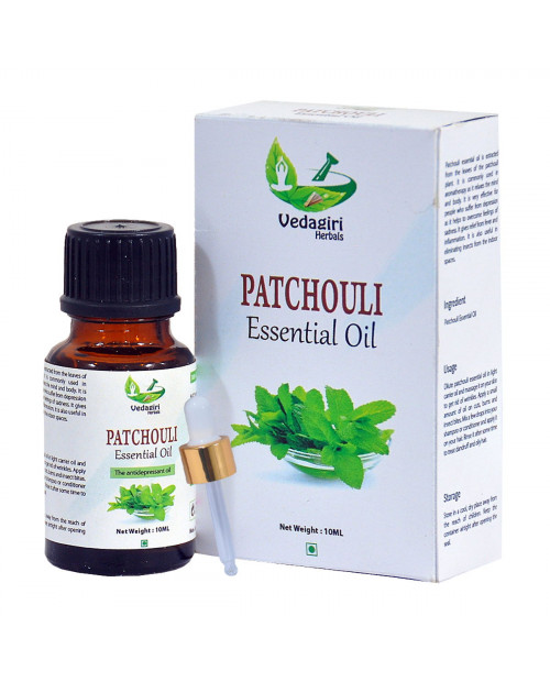 Vedagiri Patchouli Essential Oil 10ml