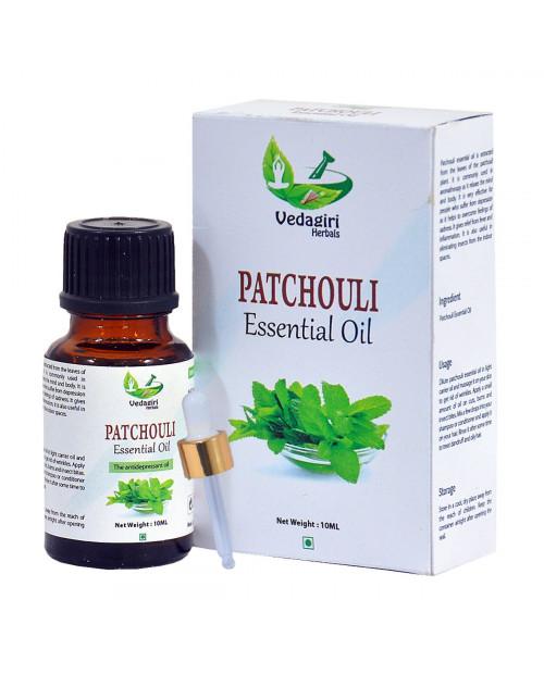 Vedagiri Patchouli Essential Oil 10ml