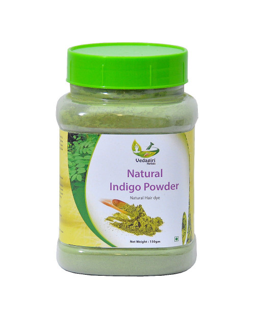 Vedagiri Natural Indigo Powder 150gm