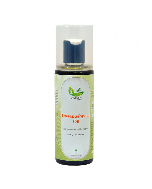 Vedagiri Dasapushpam Oil  200ml